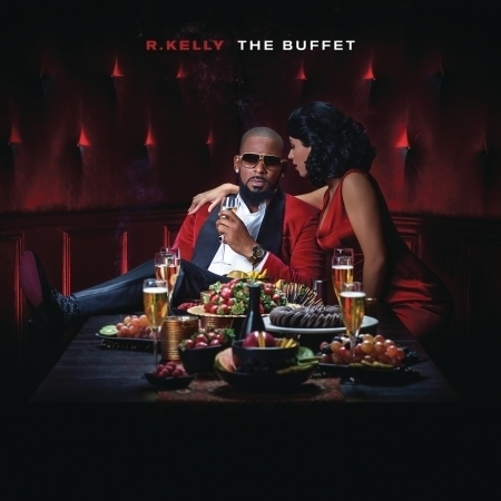 The Buffet (Deluxe Version) 秀色可餐 專輯封面