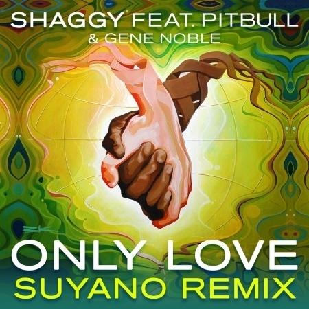 Only Love (Feat. PitBull, Gene Noble) [Suyano Remix] 專輯封面