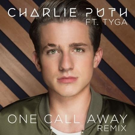 One Call Away (feat. Tyga) [Remix] 專輯封面