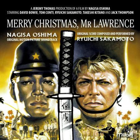 Furyo / Merry Christmas Mr. Lawrence - OST 專輯封面