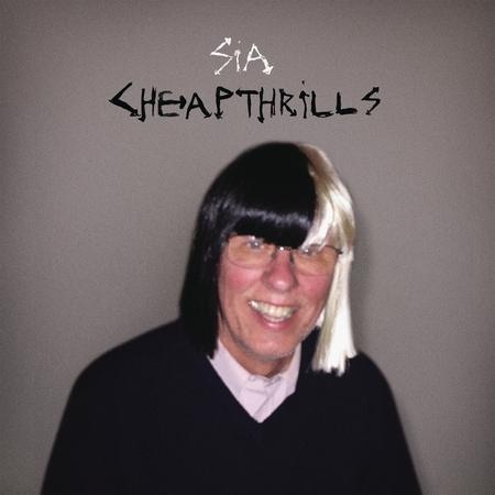Cheap Thrills 專輯封面
