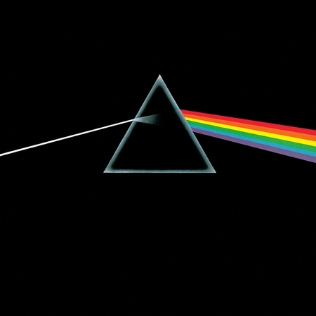 The Dark Side of the Moon 專輯封面