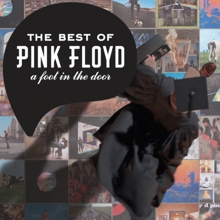 A Foot in the Door: The Best of Pink Floyd 經典入門-精選輯 專輯封面