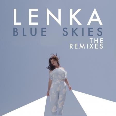 Blue Skies 專輯封面