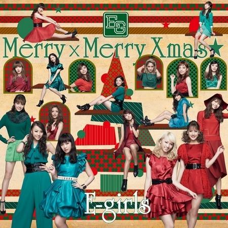 Merry × Merry Xmas★ 專輯封面