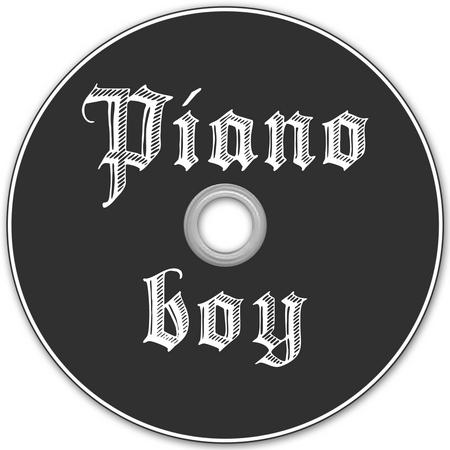 Pianoboy 專輯封面