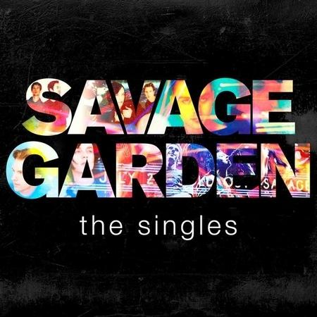 Savage Garden - The Singles 暢銷金曲精選 專輯封面