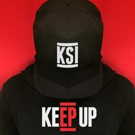 Keep Up 專輯封面