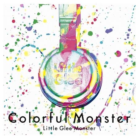 Colorful Monster (通常盤) 專輯封面