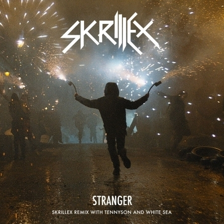 Stranger (Skrillex Remix with Tennyson & White Sea) 專輯封面