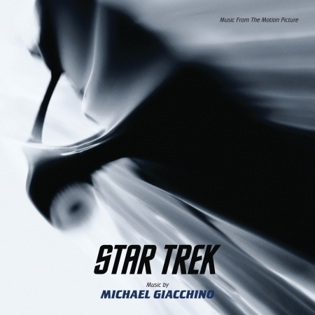 Star Trek (Music From The Motion Picture) 專輯封面