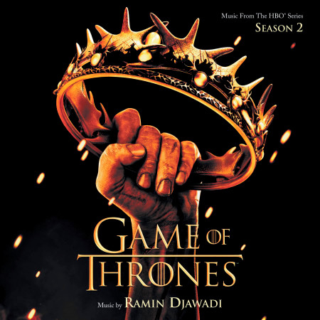 Game Of Thrones: Season 2 (Music From The HBO Series) 專輯封面