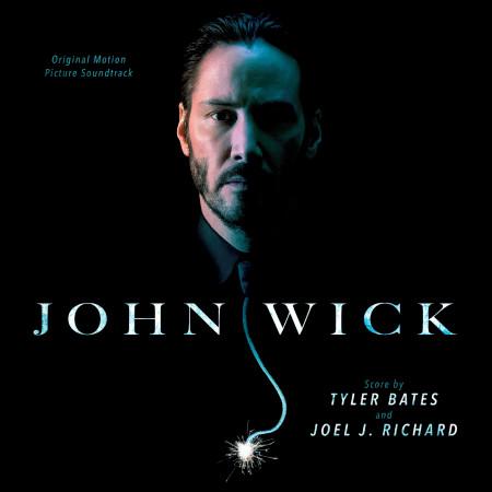 John Wick (Original Motion Picture Soundtrack) 專輯封面