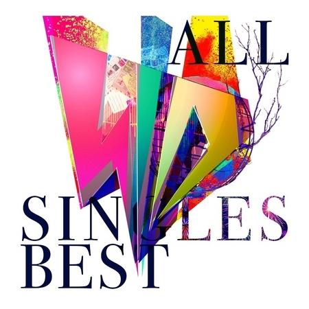 ALL SINGLES BEST (2CD初回盤) 專輯封面