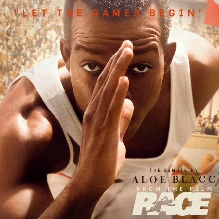 """Let The Games Begin (From """"Race"""") 專輯封面"""