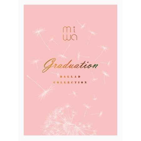 miwa 情歌精選 ~ graduation ~ 專輯封面