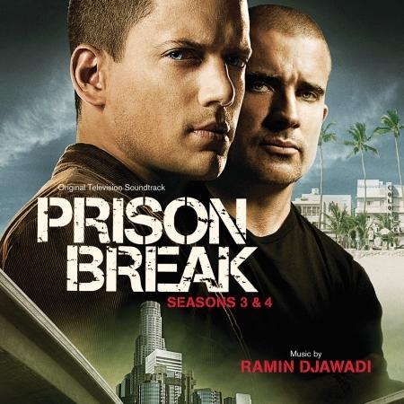 Prison Break: Seasons 3 & 4 (Original Television Soundtrack) 專輯封面