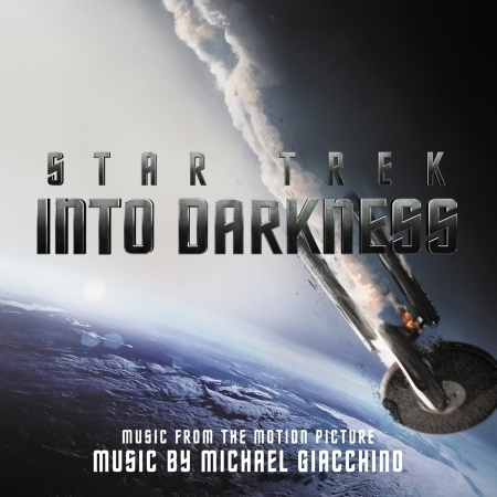 Star Trek Into Darkness (Music From The Motion Picture) 專輯封面