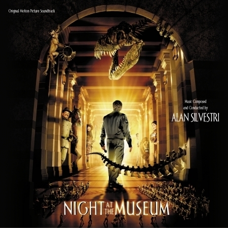 Night At The Museum (Original Motion Picture Soundtrack) 專輯封面
