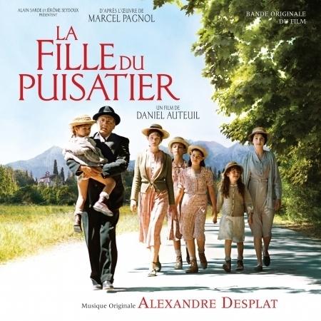 La Fille Du Puisatier (Original Motion Picture Soundtrack) 專輯封面