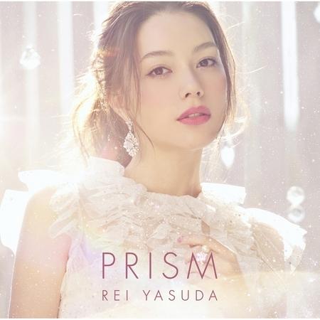PRISM (初回盤) 專輯封面
