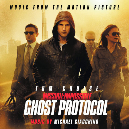Mission:  Impossible - Ghost Protocol (Music From The Motion Picture) 專輯封面