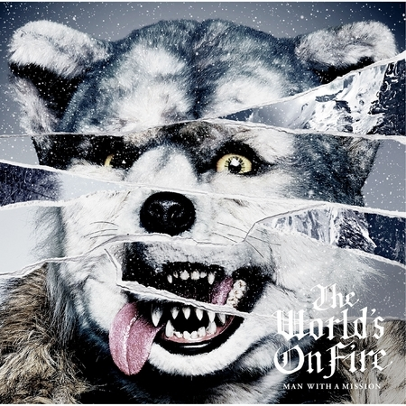 The World's On Fire 專輯封面