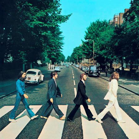 Abbey Road (Remastered) 專輯封面