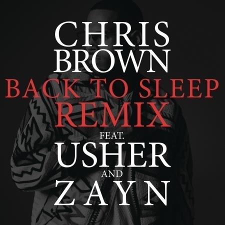 Back To Sleep REMIX (feat. Usher & ZAYN) - Explicit 專輯封面