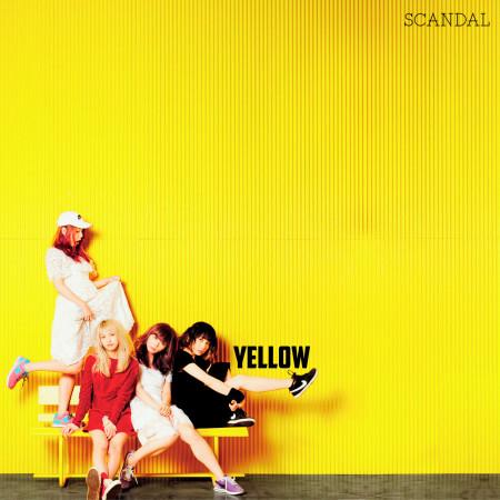 YELLOW (初回盤) 專輯封面