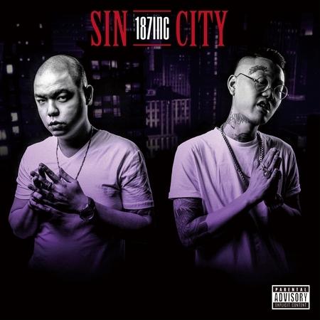 SIN CITY 萬惡城市 專輯封面
