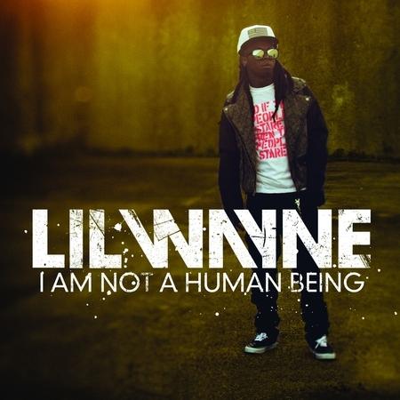I Am Not A Human Being 專輯封面