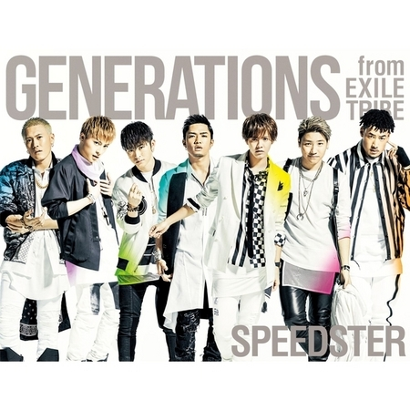 SPEEDSTER 專輯封面