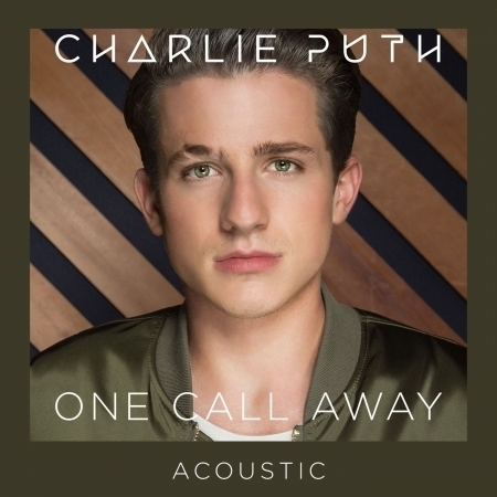 One Call Away (Acoustic) 專輯封面