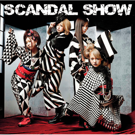 Scandal Show 驚選集 專輯封面