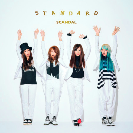 STANDARD 專輯封面