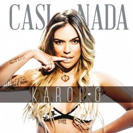 Casi Nada 專輯封面
