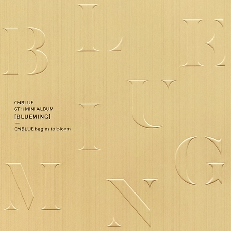 Blueming – 韓語6輯 專輯封面