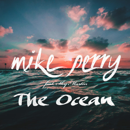The Ocean (feat. Shy Martin) 專輯封面