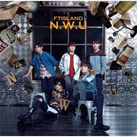N.W.U 專輯封面