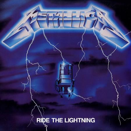 Ride The Lightning (Remastered) 專輯封面