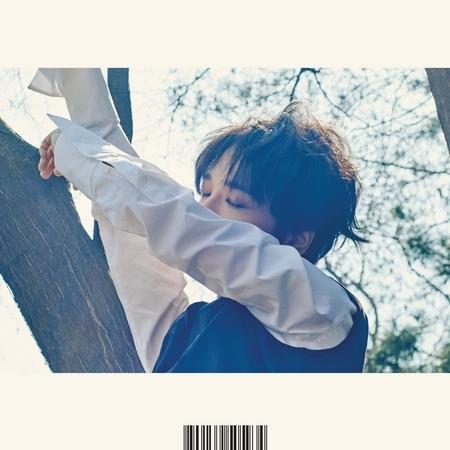 首張個人迷你專輯『Here I am』 專輯封面
