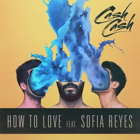 How To Love (feat. Sofia Reyes) 專輯封面