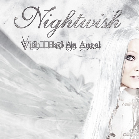 Wish I Had An Angel 專輯封面