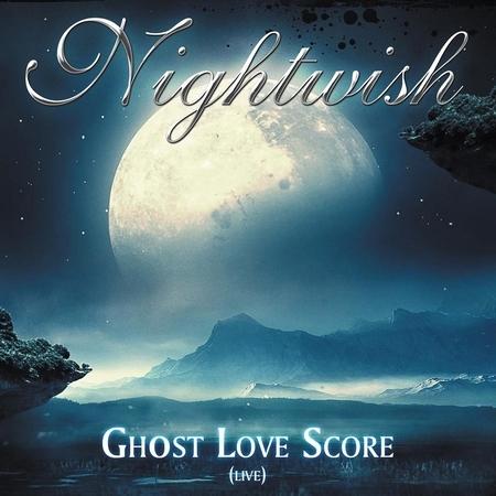 Ghost Love Score (live) 專輯封面