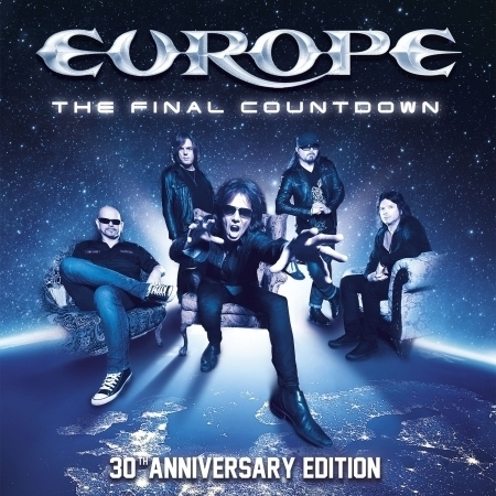 The Final Countdown (Remixed) 專輯封面