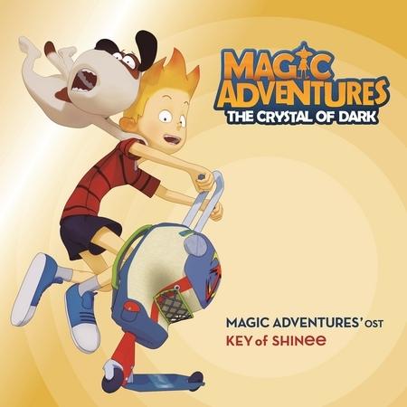 MAGIC Adventures OST 專輯封面