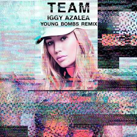 Team (Young Bombs Remix) 專輯封面