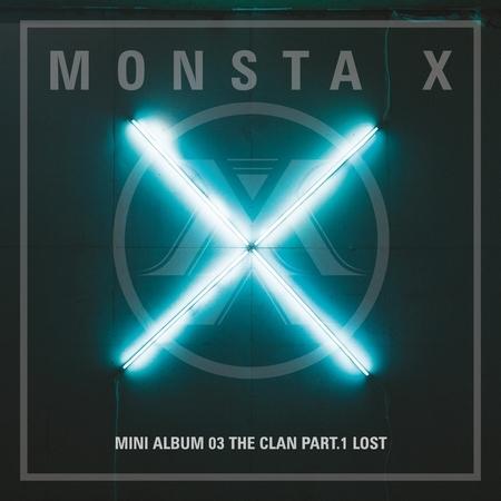 THE CLAN pt.1 <LOST> 專輯封面