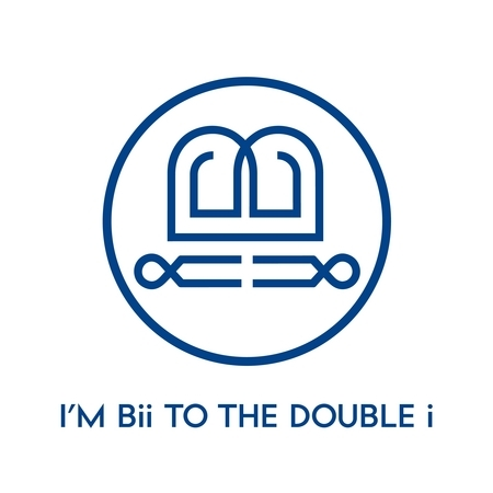 I'M Bii TO THE DOUBLE i 專輯封面